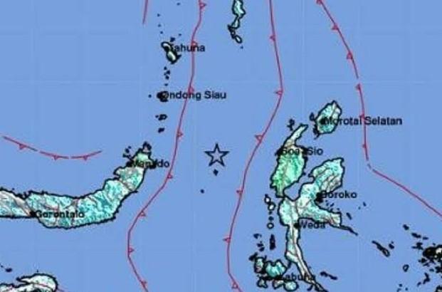 Gempa Magnitudo 7,3 Guncang MTB, Masyarakat Panik Rasakan Getaran Kuat