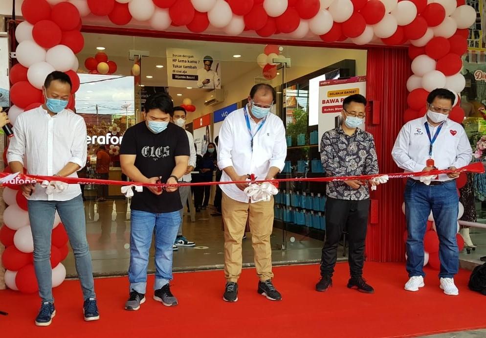 Erajaya Big Celebration Resmikan 13 Outlet di Sembilan Kota