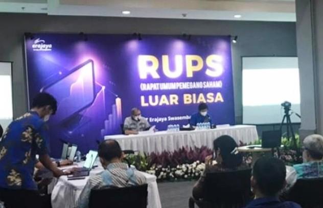 RUPS Luar Biasa, PT Erajaya Swasembada Lakukan Stock Split untuk Tingkatkan Likuiditas