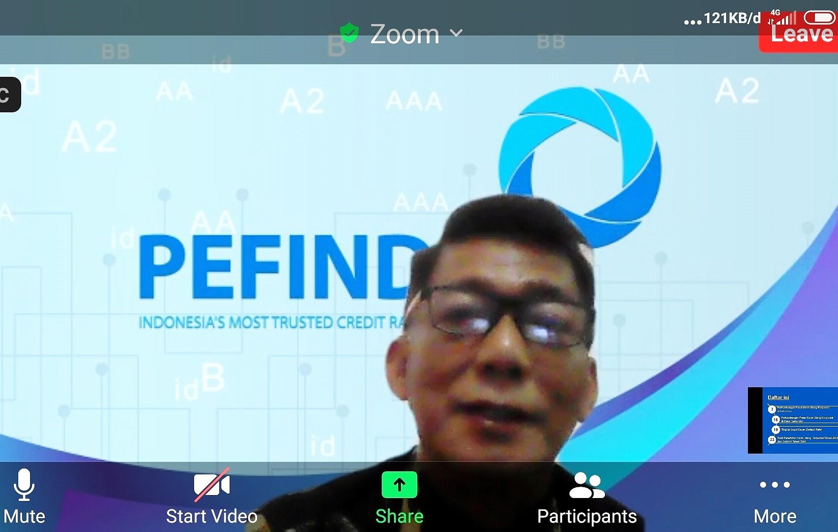 Pefindo Beberkan Perkembangan Pasar Surat Utang Korporasi di Indonesia Semester I-2021