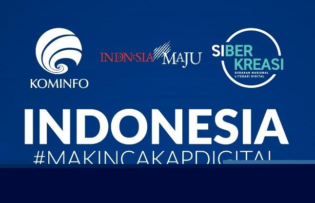 Literasi Digital Sulawesi, Siapkan Masyarakat Cakap Digital Menuju Cashless Society