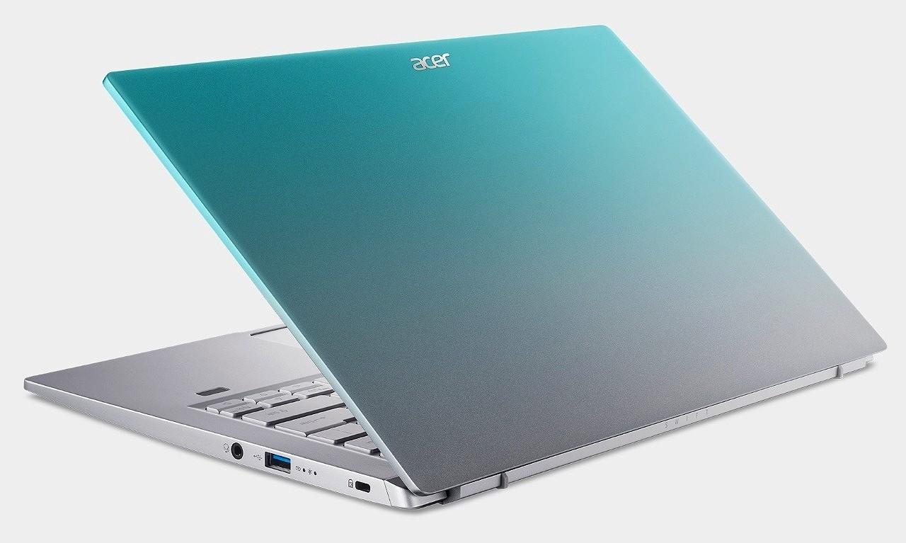 Laptop Tipis Acer Swift 3 Infinity 4 Ocean Blue, Hadir Lebih Fresh, Stylish dan Nuansa Relaxing