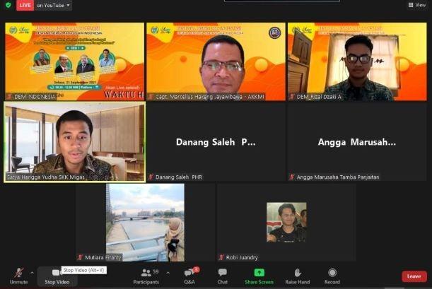Indonesia Bangsa Maritim, Kedaulatan Energi Harus Sertakan Kapal dan Pelaut