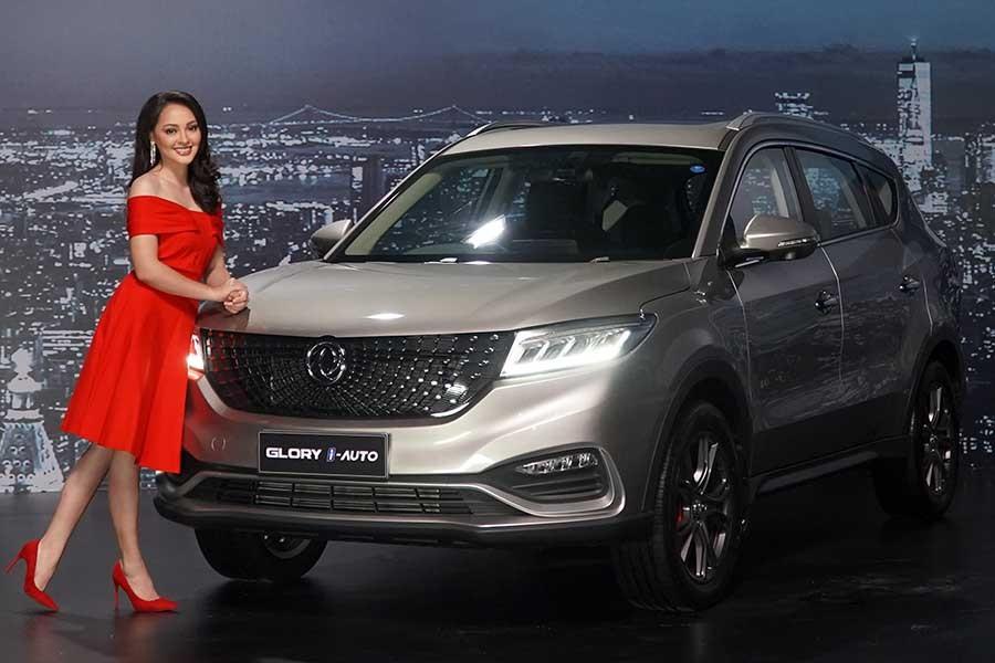 DFSK Hadirkan Model Terbaru DFSK Glory i-Auto, Jaminan Layanan Purna Jual