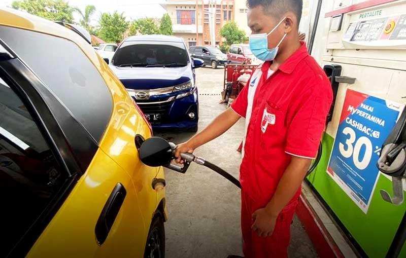 Tidak Perlu Khawatir, Stok BBM Pertamina di Majene dan Mamuju Cukup