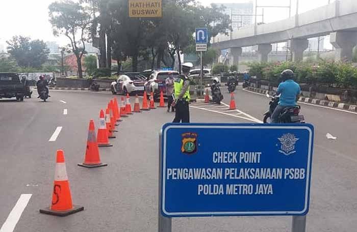 Bogor, Depok & Bekasi Serentak Terapkan PSBB  Mulai Rabu